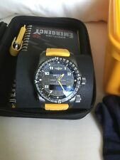 BREITLING EMERGENCY II NIGHT MISSION 51MM BOUTIQUE CARBON FIBRE