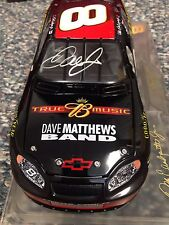 2004 Dale Earnhardt Jr #8 Autograph Revell Dave Matthews Band 1:24 Scale Car #88