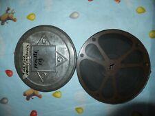une bobine de film 16 mm nb muet amateur