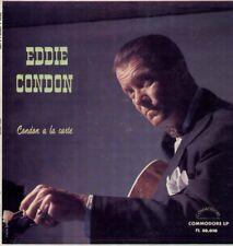 Condon Eddie-Commodore FL 30.010, Condon A la Carte, US MONO LP ed1