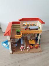 Playmobil 4857 Ferienhaus Puppenhaus Haus Wohnhaus Ferientraumhaus**ÄO**