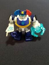 "Playskool Transformers Rescue Bots CHASE THE POLICE CAR 3.25"" Toy"