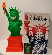 Liberty Grin Black Light Magic Green w/ Orange Base included Ron English