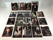 VAMPIRE DIARIES SEASON 1 (2011) Complete BASE Card Set w/ 18 Chase F1-F9 & D1-D9