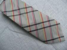 cravate soie vintage CARVEN