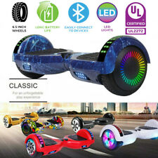 """6.5"""" All-Terrain Off Road Hoverboard Bluetooth Self Balancing Scooter Ul2272 Bag"""