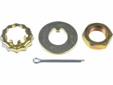 For 1984-1986 Ford E150 Econoline Club Wagon Spindle Lock Nut Kit Dorman 24868QT