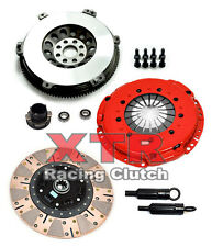 XTR SPORT 3 TWIN-FRICTION CLUTCH KIT+ CHROMOLY FLYWHEEL 95-99 BMW M3 E36 S50 S52
