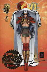 Shi: The Way of the Warrior #8A VF/NM; Crusade | save on shipping - details insi
