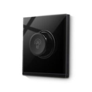 Universal Wall Dimmer Switch Knob Light Lamp Regulator Round Panel Controller