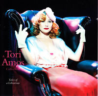 Tori Amos – Tales Of A Librarian (A Tori Amos Collection) CD/DVD Atlantic USED