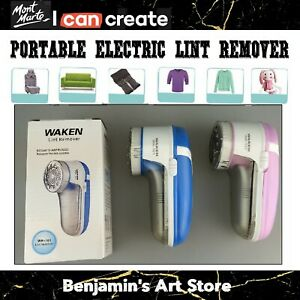 Au Portable Electric Lint Pill Fuzz Remover Fabric Shaver Trimmer Machine