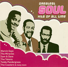 Greatest Soul Hits of All Time - Various Artists         *** BRAND NEW CD ***