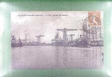 CPA France 1905 Saint Nazaire Schiffe Ship Boat Sail Nave Marine Statek s5