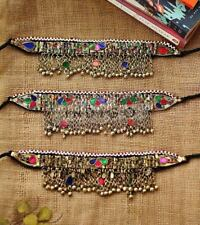 Afghani Bead Necklace, Kuchi Necklace