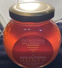 Patagonia Bee Products Raw Valdivian Honey 9 Oz Jar