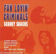 FUN LOVIN' CRIMINALS - Scooby Snacks (EU 14 Tk CD Album)
