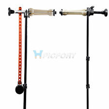 Photo Studio Roller Light Stand Mounting Manual Background Support System