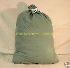 (5) Military Usmc Army Cotton Laundry Barracks Bag Good
