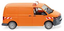 WIKING Modell 1:87/H0 PKW Kommunal - VW T5 GP Kastenwagen orange #030907 NEU/OVP