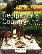 Recipe for a Country Inn: Fine Food from the Inn at Twin Linden