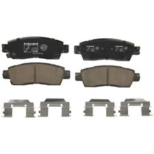 Disc Brake Pad Set Rear Federated D1507C