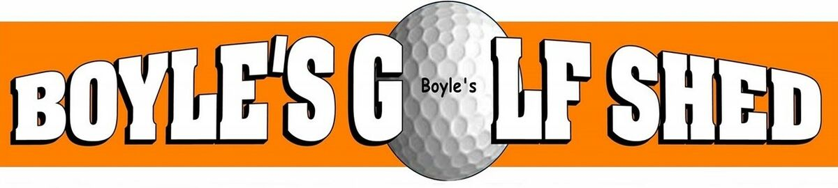 Boyles Golf Shed