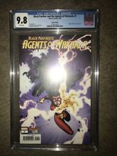 Black Panther and the Agents of Wakanda #7 CGC 9.8 Spider-Woman variant