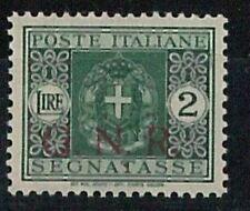 ITALIA RSI - Sassone BRESCIA 56/I  nuovo non linguellato **