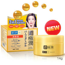 Hada labo hydrating perfect gel hyaluronic essence sleeping mask collagen cream