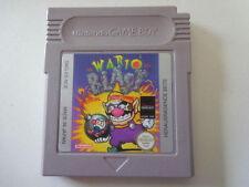 GameBoy Spiel - Wario Blast feat. Bomberman (PAL) (Modul)