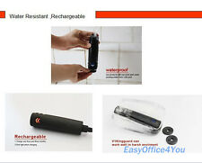 Durable 125khz patrol equipment Waterproof rfid guard tour wand security device