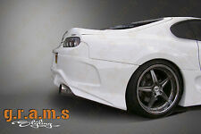 Toyota Supra JDL Style Rear Bumper addon with Difusser for Body Kit, Performance