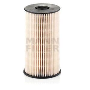 Mann PU825x Fuel Filter Element Metal Free 136mm Height 78mm Outer Diameter