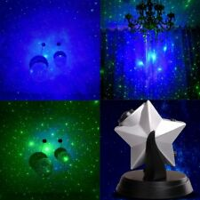 Popular Stars Twilight Sky Novelty Night Light Projector Lamp LED Laser Light @N