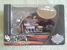 2002 Hot Wheels Racing Jeff Burton #99 Citgo Thunder Rides 1/18 Motorcycle