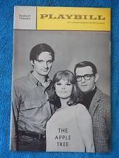 The Apple Tree - Sam S. Shubert Theatre Playbill - October 1966 - Alan Alda