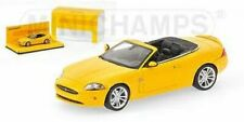 Minichamps 1:43 Jaguar XK Convertible - yellow