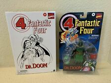 "DR DOOM Marvel Legends Fantastic Four  Retro 6"" inch Action Figure"