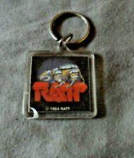 Key Chain/Vintage  RATT 1984  New Good+