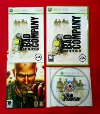 Battlefield Bad Company - XBOX 360 - USADO - BUEN ESTADO