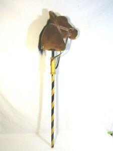 """Melissa & Doug Gallop-n-Go Stick Pony 39"""" w/ sounds"""