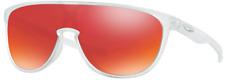 Oakley Herren Sportbrille Sonnenbrille OO9318-03 Trillbe verspiegelt 110 14