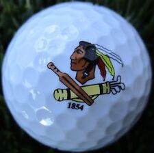 New Logo Golf Ball -       Philadelphia Cricket Club ,  PA  -  1854  /  Private
