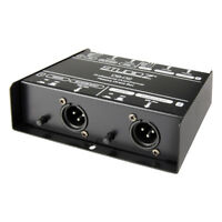 Professional Dual-Channel Passive Direct Box DB-02