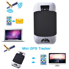 Vehicle GSM GPRS GPS Tracker Car Tracking Locator Device w/ Microphone MA1014