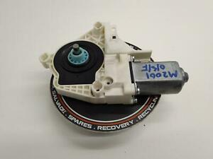 Audi A1 2015 8x Osf Drivers Front Right Window Motor 8k0959802c