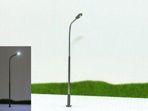 LED Streetlights N Tt Whip Light White 1-flammig 2-2 13/16in Set 10 Piece S1047