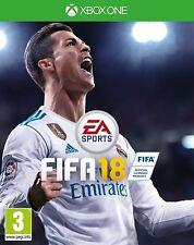 GIOCO XBOX ONE FIFA 18 ITALIANO NUOVO SIGILLATO