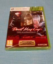 DEVIL MAY CRY HD COLLECTION XBOX 360 NUEVO PRECINTADO PAL ESPAÑA